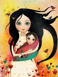 mama y bebe